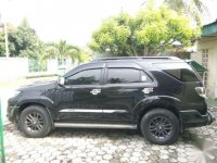 Toyota Fortuner Type G 2015