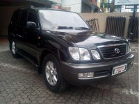 Toyota Land Cruiser V8 4.7 2001 SUV Manual