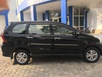 Toyota Avanza Manual Tahun 2012 Type Veloz