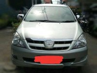 Jual mobil Toyota Kijang Innova V Tahun 2006 sangat terawat
