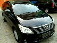 Toyota Innova G Luxury 2011