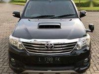 Toyota Fortuner TRD VNT  2013 AT HItam