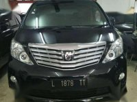 Toyota Alphard Automatic Tahun 2010 Type G S C Package