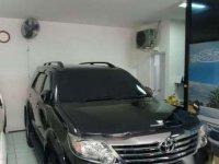 Dijual Mobil Toyota Fortuner G SUV Tahun 2012