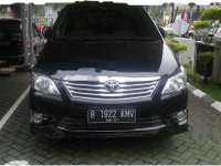 Jual Toyota Kijang Innova G Luxury 2013