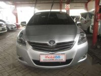 AT Toyota Vios G 2013 Silver