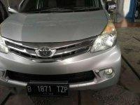 Jual Toyota Avanza Tipe G Tahun 2012
