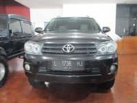 Toyota Fortuner G A/T 2011