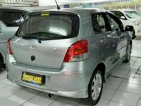 Toyota Yaris S Limited 2011 Silver Automatic