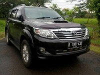 Toyota Fortuner G 2013 SUV Automatic
