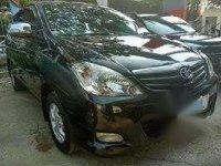 Toyota Innova G 2.0 MT 2011 Hitam