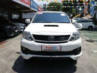 Toyota Fortuner G TRD 2014 Matic