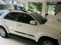 Toyota Fortuner G TRD 2012