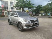 Toyota Fortuner 2.5 VNT TRD 2015 Manual