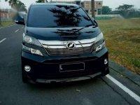 Toyota Vellfire Z 2012