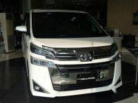 2018 Toyota Vellfire 2.5 G A/T