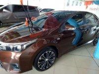 Toyota Corolla Altis V 2014 Istimewa