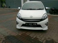 Jual Mobil Toyota Agya Trd Sportivo Tahun 2015