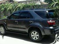 Dijual Toyota Fortuner  G Luxury 2011