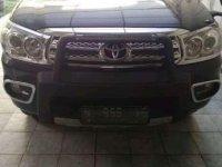 Dijual Toyota Fortuner G 2009