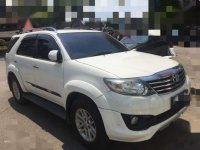 Toyota Fortuner Type G TRD Tahun 2013