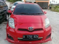 Toyota Yaris Manual Tahun 2012 Type Trd Sportivo