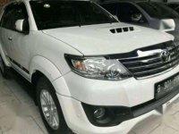 Dijual Toyota Fortuner TRD G Luxury 2013