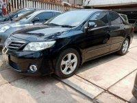 Toyota Altis G Matic Hitam Tahun 2012