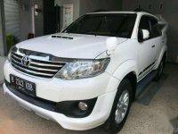 Dijual Toyota Fortuner  G TRD 2012
