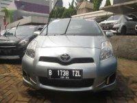 Jual Toyota Yaris E AT 2012