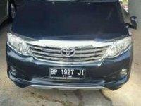 Dijual Toyota Fortuner V 2012