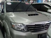 Toyota Fortuner TRD  2012  Matic