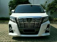 Toyota Alphard Automatic Tahun 2015 Type G S C Package