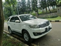 Toyota Fortuner G Luxury 2013 SUV Automatic