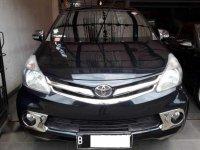 Toyota Avanza G Luxury AT 2012