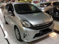 Jual Toyota Agya G AT 2014