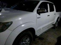 Dijual Toyota Hilux 2013