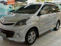 Toyota Avanza Veloz AT 2013 Silver