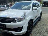 Toyota Fortuner G TRD 2013