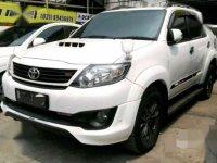 Dijual Mobil Toyota Fortuner TRD SUV Tahun 2014
