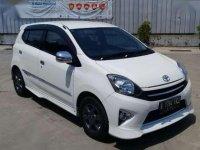 Toyota Agya TRD '13 AT KM 34Rb Pajak 1/19 Bisa Tukar Tambah