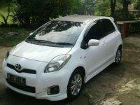 Toyota Yaris E Manual MT 2012 Terawat