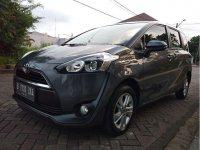 Toyota Sienta G 2016 MPV Manual