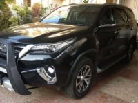 Toyota Fortuner VRZ 2016 SUV AT