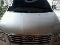 Toyota Kijang Innova 2012