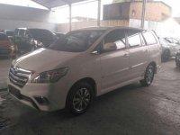 Toyota Innova 2.0 G Bensin Manual 2015