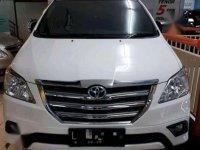 Toyota Innova G Manual Putih 2015