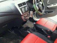 Toyota Agya Manual Tahun 2016 Type G