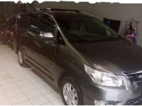 Toyota Kijang Innova G Luxury 2013 MPV AT