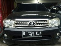 Jual Toyota Fortuner G 2009